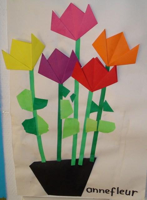 Bloemen Van Crepepapier Bloemen Knutselen Crepepapier